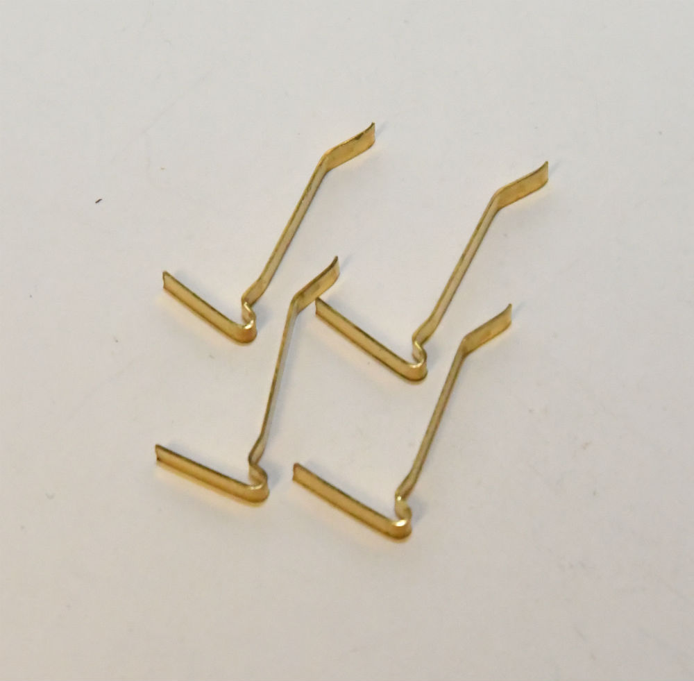 Model Boat Ship Channel brackets