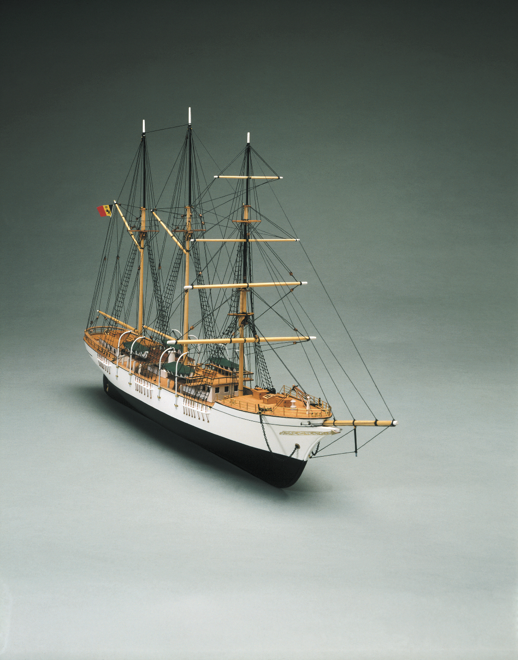 wood model ship boat kit Mercator