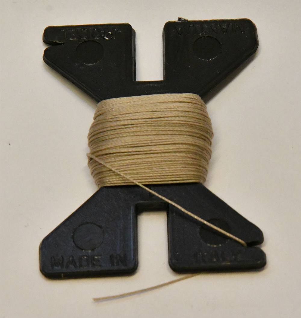 Model Boat Ship Rigging Rope