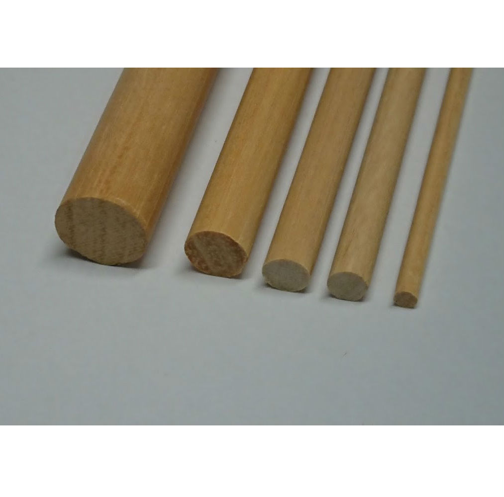 Model Ramin Dowel wood for modelling 89003