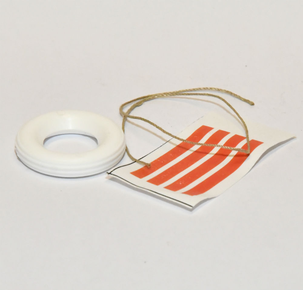 Model Boat Ship lifebelts life ring 34240