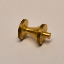 Scale Model ship boat capstan brass metal