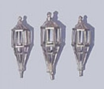Model Boat Fittings cast metal Lantern  light