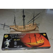wood model ship boat kit santa Maria Le Piccole