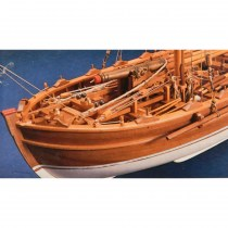 wood model ship boat kit Armed Pinnacle