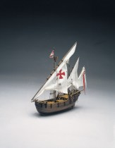wood model ship boat kit Nina