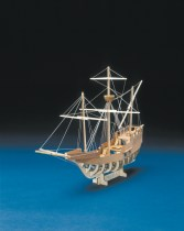 wood model ship boat kit Santa Maria