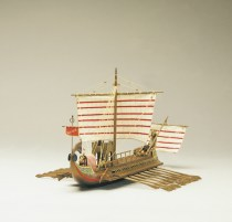 wood model ship boat kit Roman Bireme