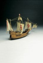 wood model ship boat kit santa Maria 1492