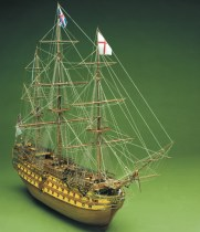 wood model ship boat kit HMS Victory 782