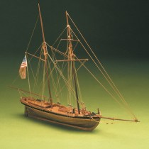 wood model ship boat kit Achilles