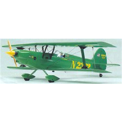 Model Aircraft kit wooden plastic Bipe Special kit