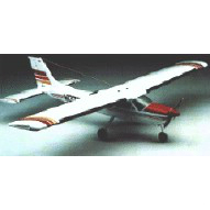 Model Aircraft kit wooden plastic Cessna 177 kit