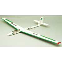 Model Aircraft kit wooden plastic Grone kit