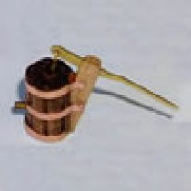 scale Model Boat or Ship fittings wooden Pump kit