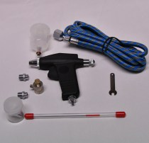 Airbrush single action for Compressor for painting universal