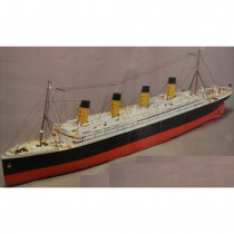 wood model ship boat kit Titanic 1