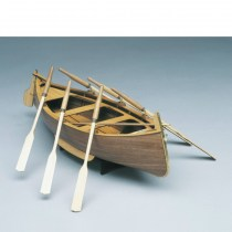 wood model ship boat kit fishing boat