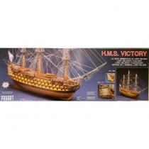 wood model ship boat kit HMS Victory 738