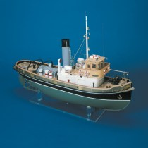 wood model ship boat kit Anteo Tug