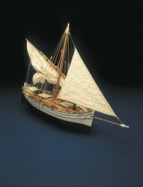 wood model ship boat kit Santa Lucia