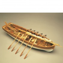wood model ship boat kit Victory long boat