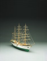 wood model ship boat kit Gorch Fock