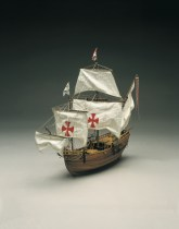wood model ship boat kit Pinta