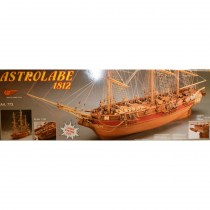 wood model ship boat kit Astrolabe