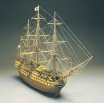 wood model ship boat kit HMS Victory 776
