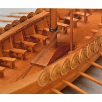 wood model ship boat kit Viking ship