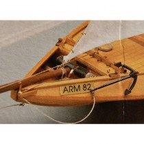 wood model ship boat kit Arm 82