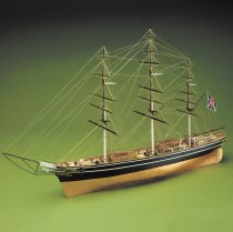 wood model ship boat kit cutty sark 789