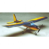 Model Aircraft kit wooden plastic Eclipse high wing kit