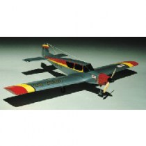 Model Aircraft kit wooden plastic Gem 80 low wing trainer kit