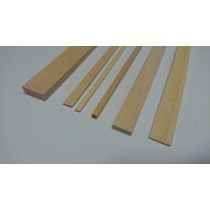 Model white maple strip wood for planking model ships 80502